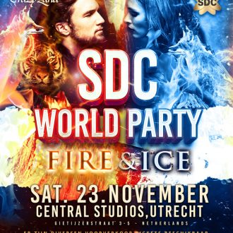 SDC World Party 23-11-2019