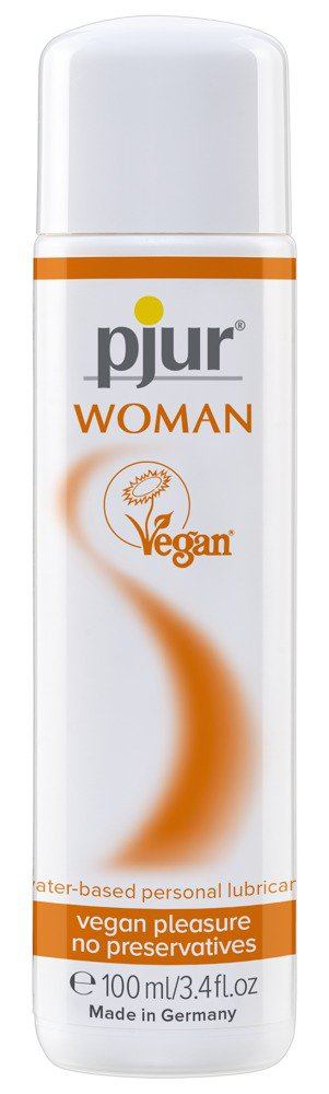 pjur woman vegan
