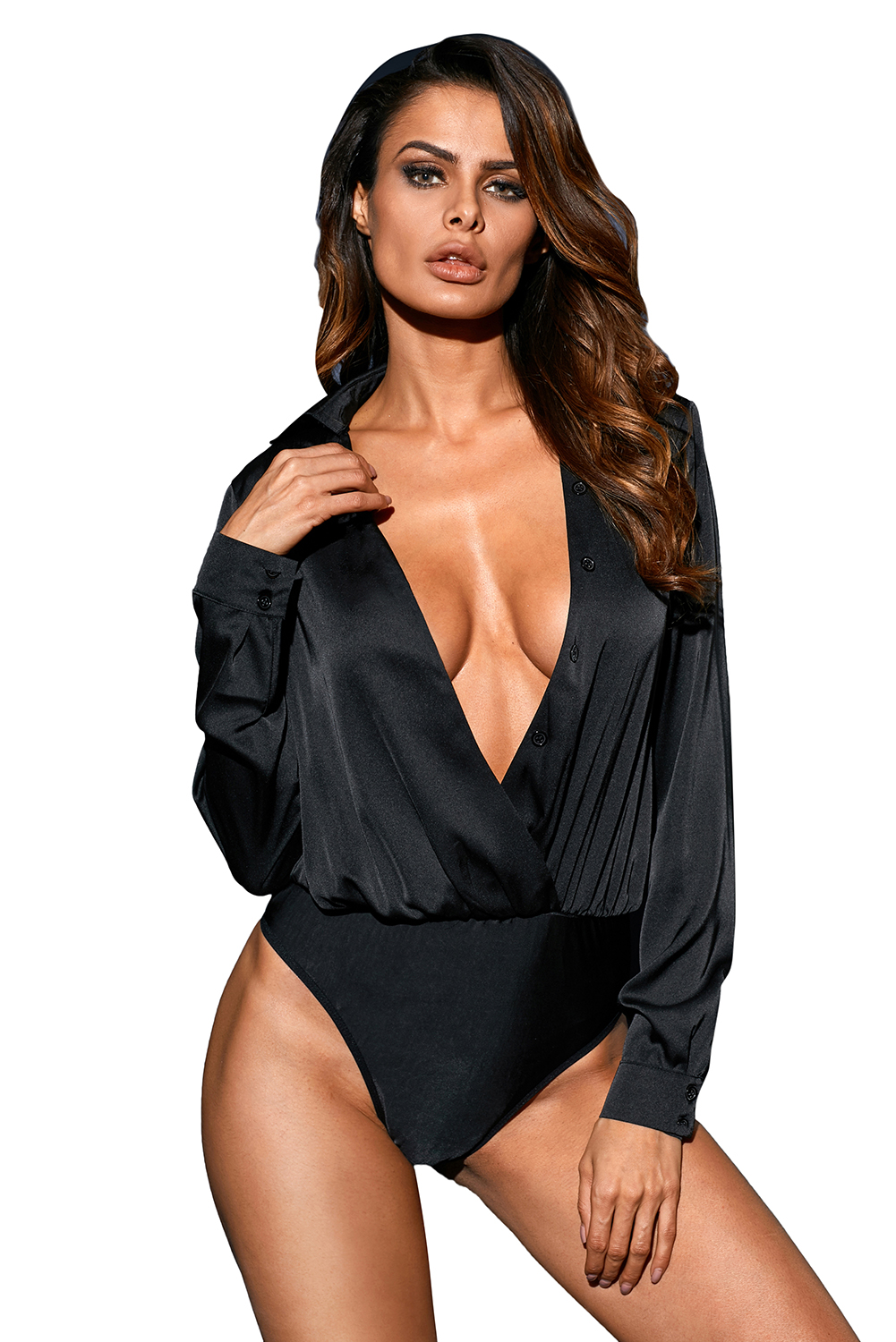 sexy body als blouse