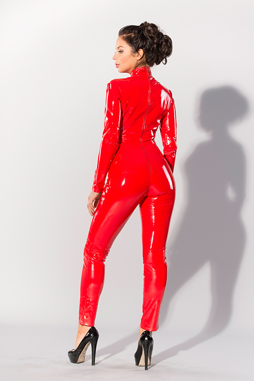 sexy datex catsuit