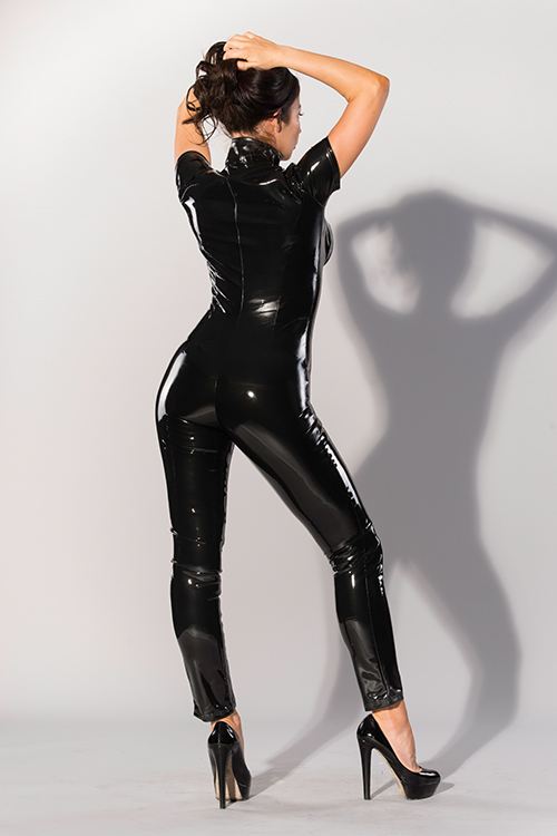 spannende sexy catsuit