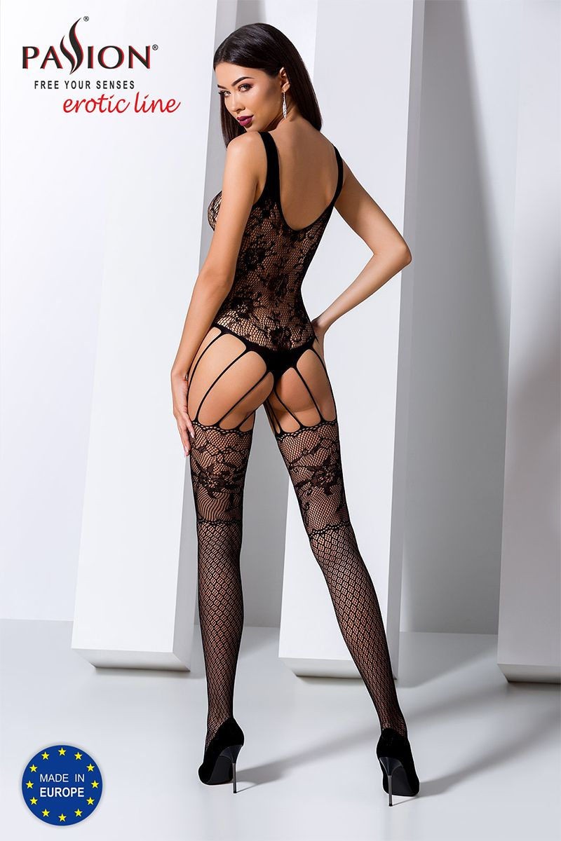 sexy bodystocking zwart