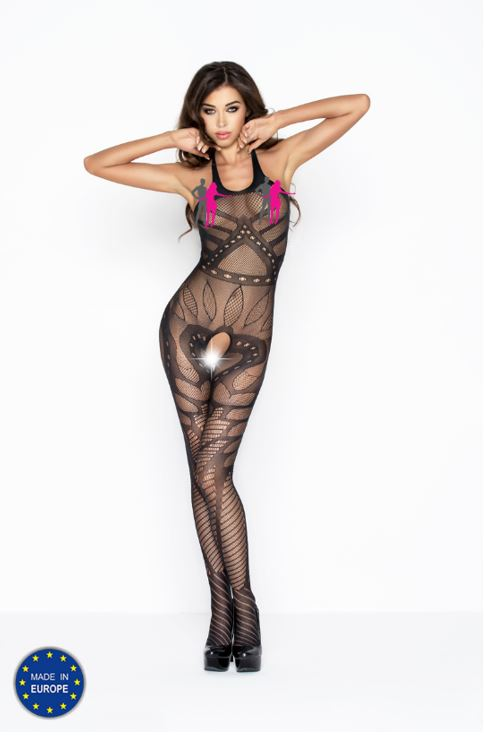 Bodystocking 037 Black