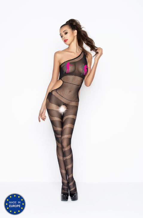 Bodystocking 041 Black