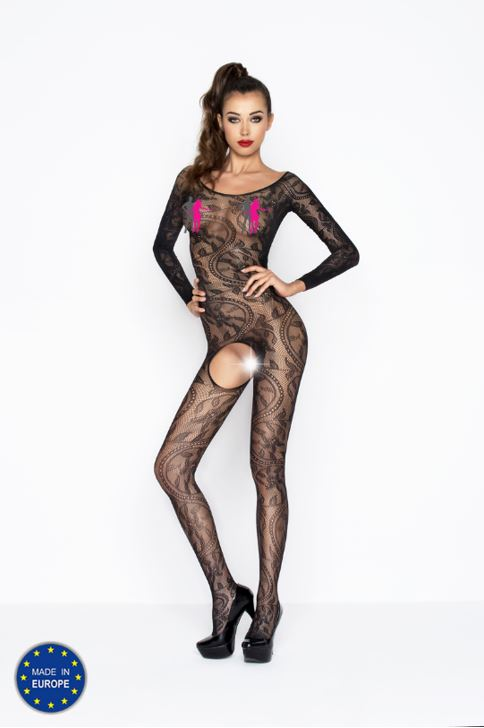Bodystocking 042 Black