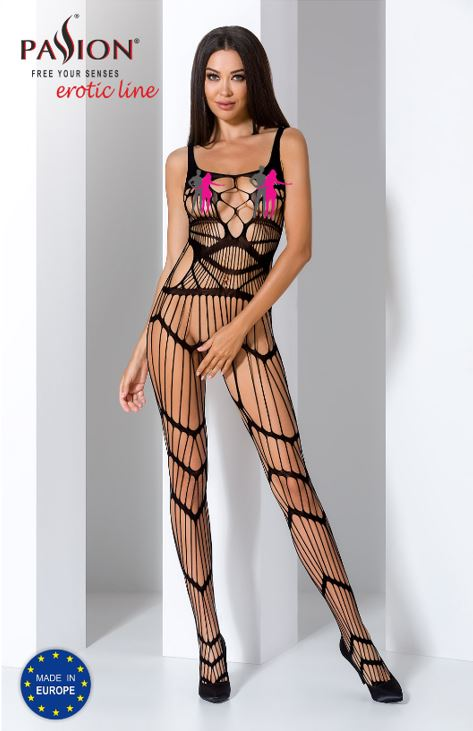 Bodystocking 058 Black