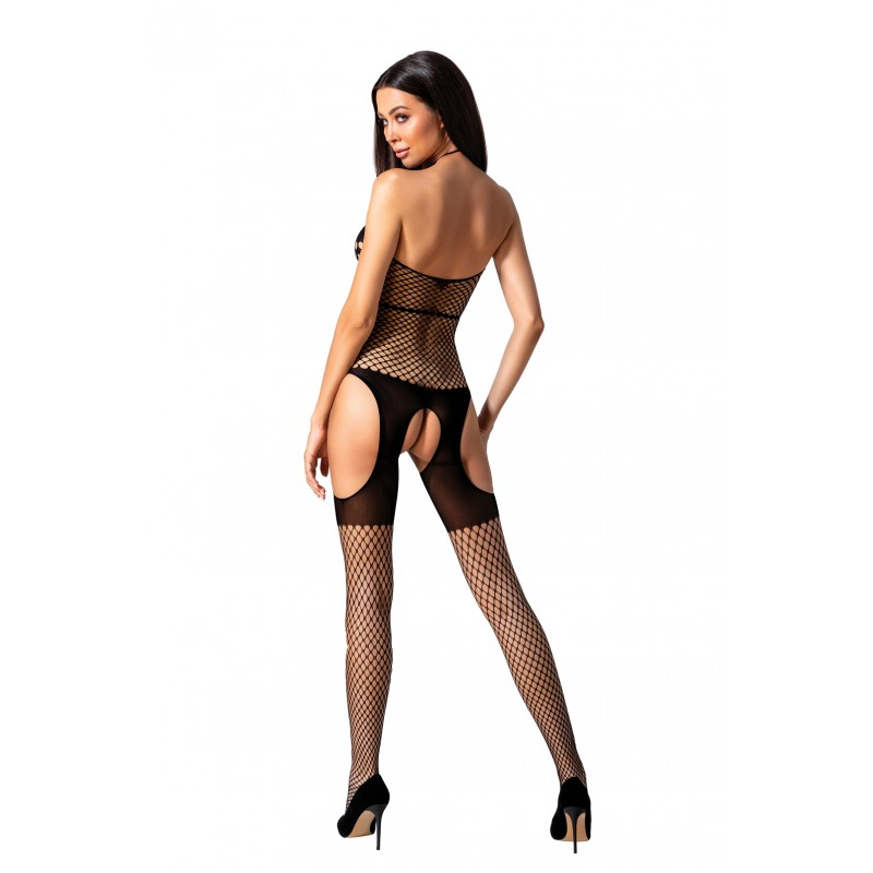 Bodystocking 079 Black 2