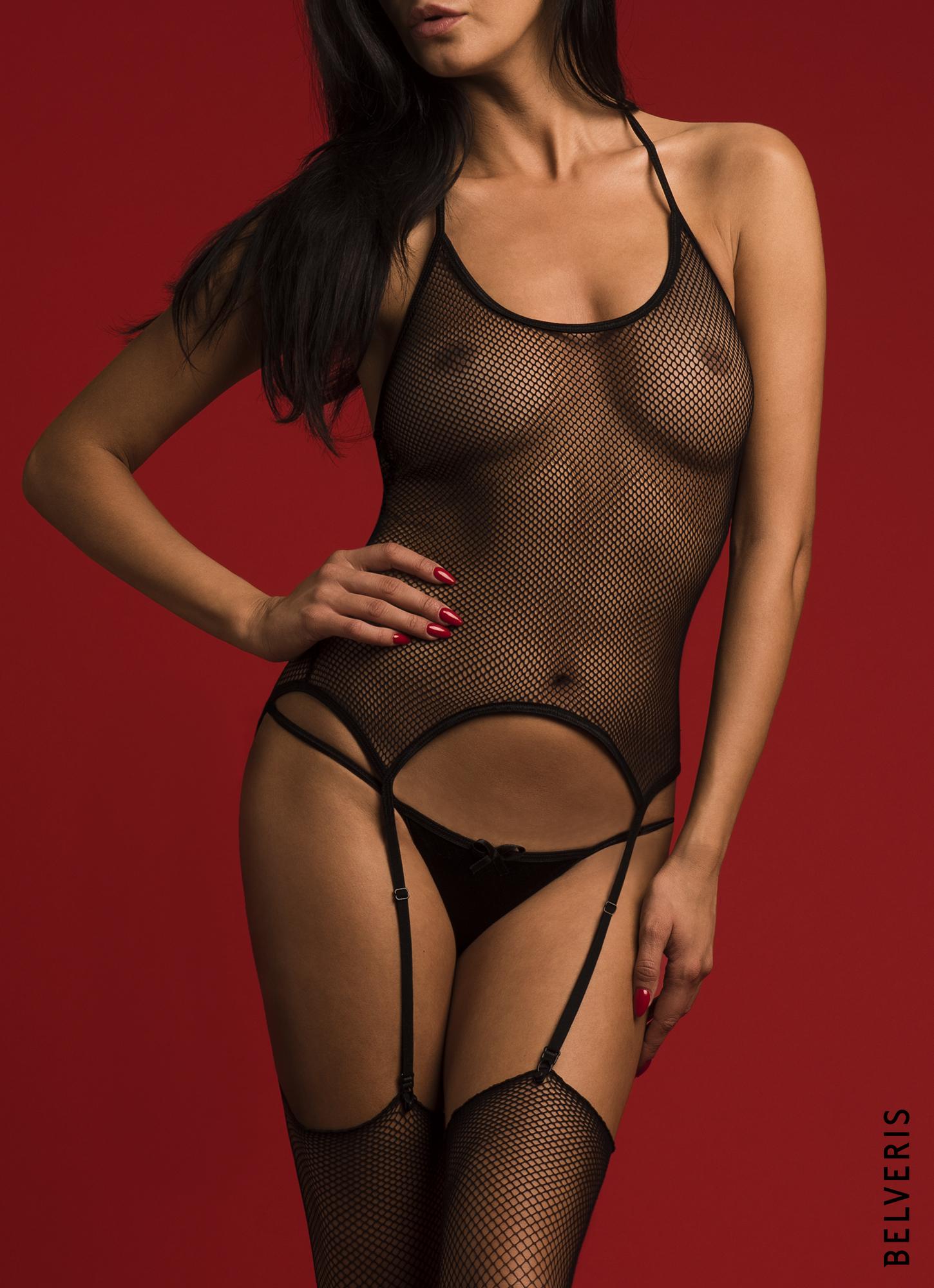 Sexy lingerie clubwear