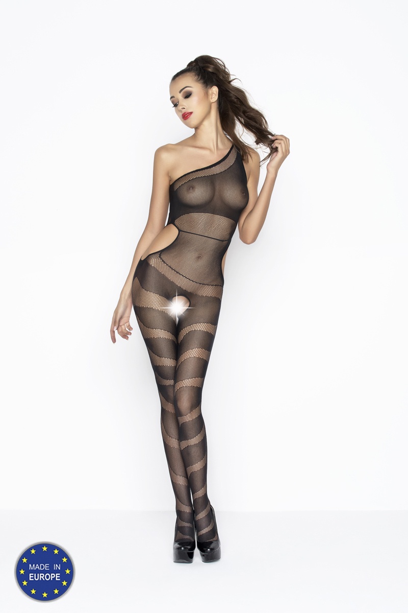 sexy bodystocking one shoulder