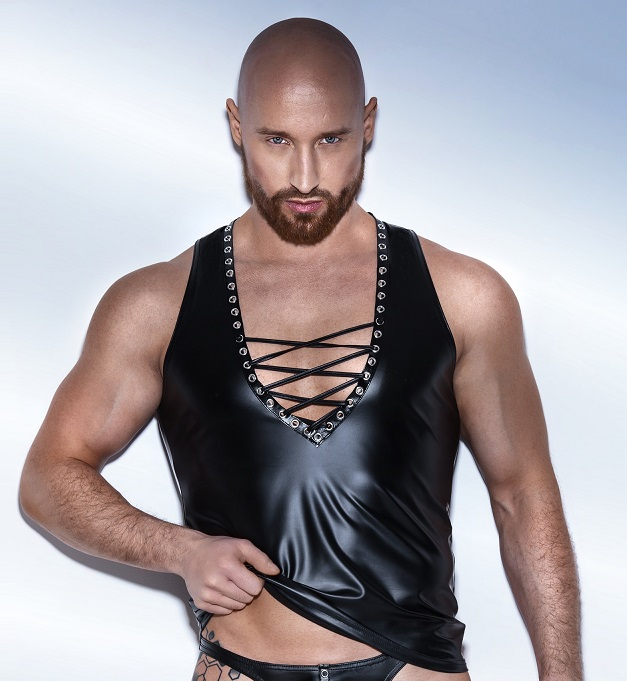 tank top wetlook
